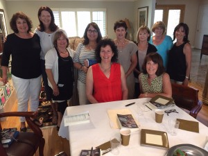 Michelle Brafman with Book Group